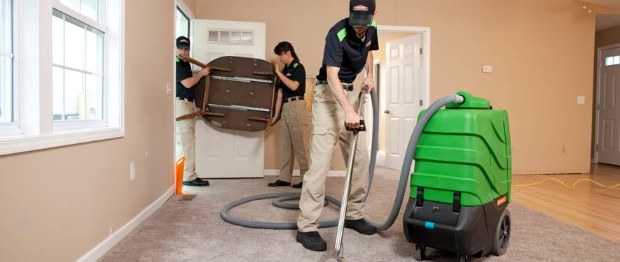 The Villages, FL residential restoration cleaning
